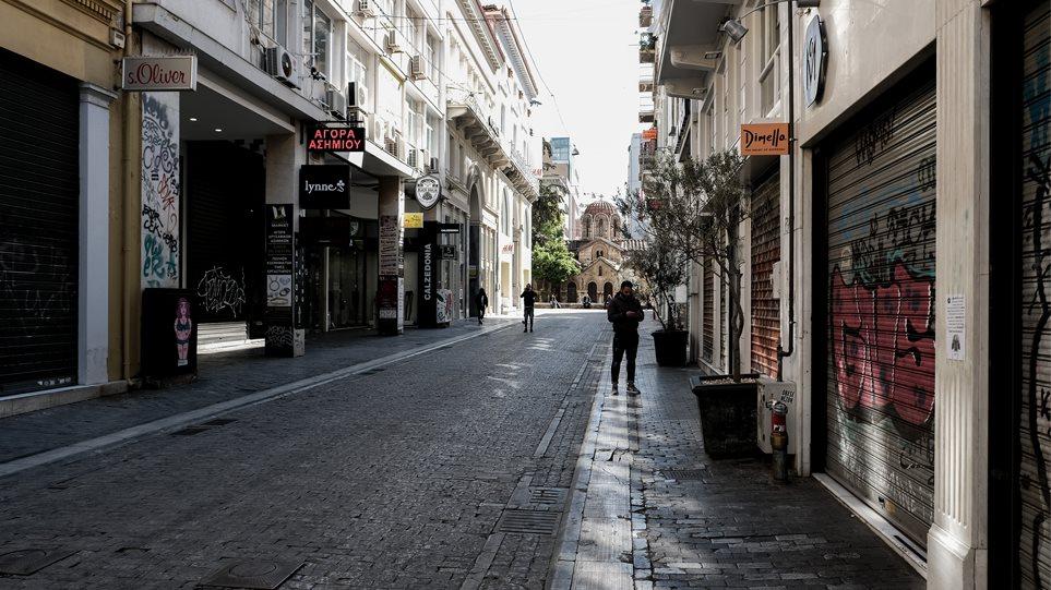 Μέτρα για τον κορωνοϊό: Μέχρι τις 27 Απριλίου κλειστές επιχειρήσεις και καταστήματα – Ποιοι εξαιρούνται!