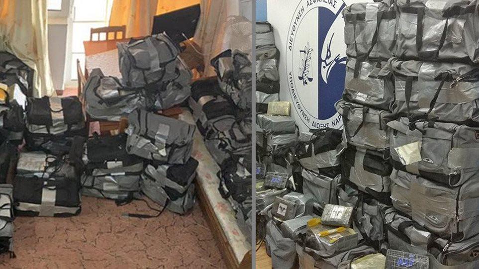 Μεγάλη επιτυχία της ΕΛ.ΑΣ! Ένας τόνος ναρκωτικά στον Αστακό: Δύο αστυνομικοί έζησαν στο ιστιοπλοϊκό της κόκας! Πώς κατάφεραν να διεισδύσουν στο κύκλωμα oι δυο insiders! Αρχηγός του κυκλώματος ο «Ντόκτορ» ένας σκληρός Αλβανός… (ΦΩΤΟ)