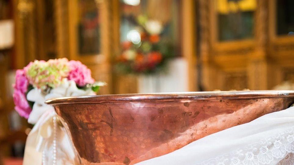 Πρωτοδικείο Αθηνών: Νονά έκανε αγωγή και ζητάει πίσω τον σταυρό της βαφτιστήρας της!