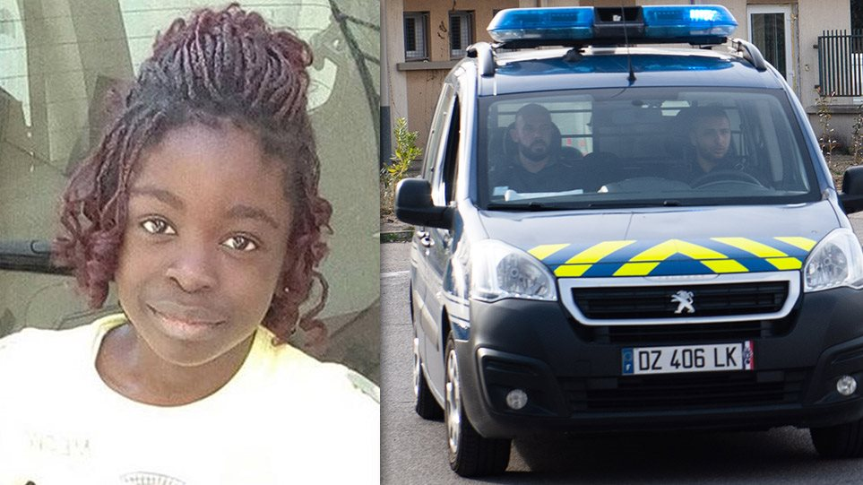 Υπόθεση 7χρονης Βαλεντίν: Πώς βρέθηκαν τα ίχνη της στη Γαλλία!
