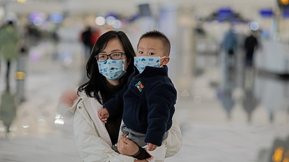 Κοροναϊός: Κοντά στις 44.000 ο αριθμός των κρουσμάτων, εκτιμούν ερευνητές στο Χονγκ Κονγκ!