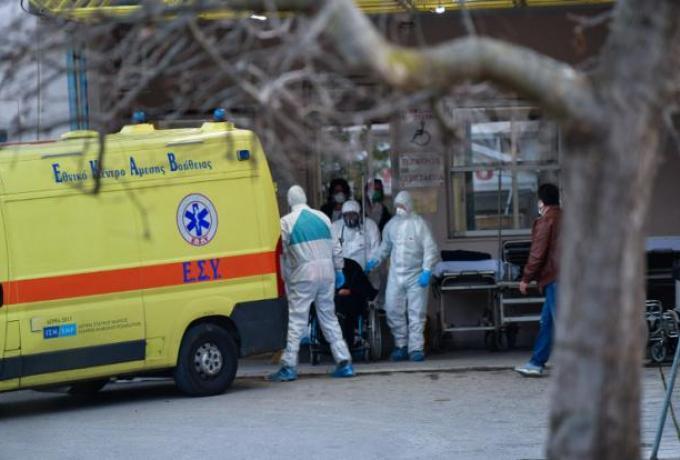 Κορωνοϊός: Στους 120 οι νεκροί -Κατέληξε γυναίκα 101 ετών