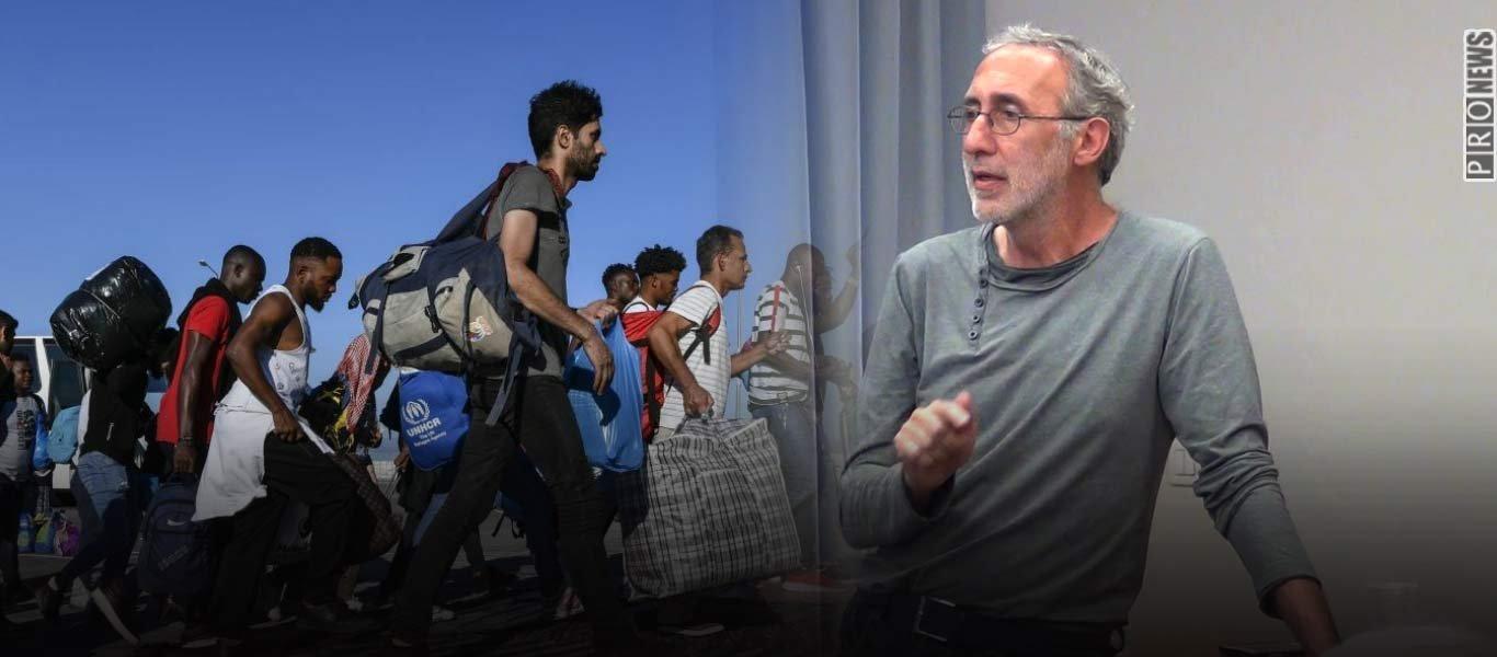 Παράνοια: Να εγκατασταθούν οι παράνομοι μετανάστες του Κρανιδίου σε σπίτια ζητάει δημοτική παράταξη του δήμου Αθηναίων