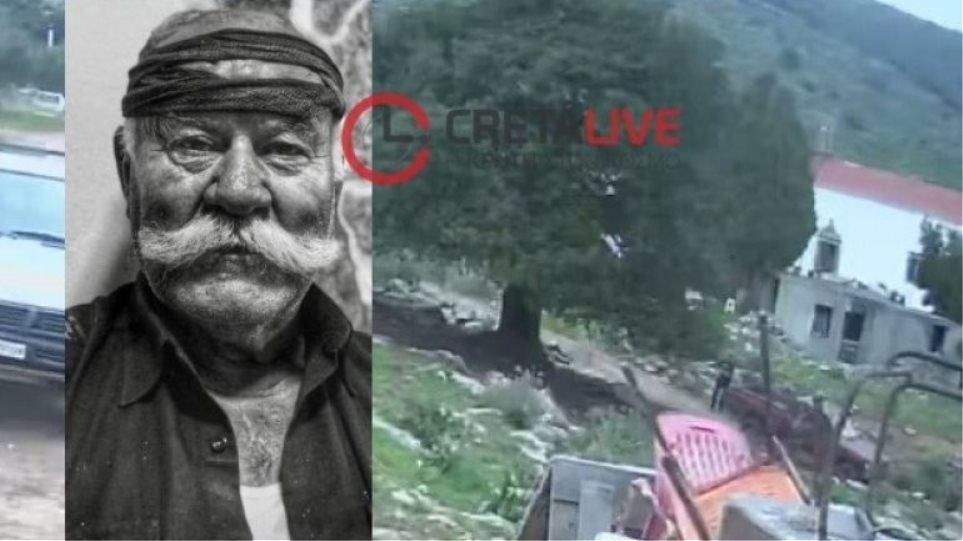 Έγκλημα στο Λασίθι: Βίντεο – ντοκουμέντο δείχνει τη στιγμή του πυροβολισμού!