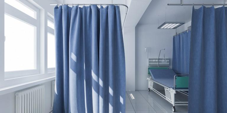 ΠΡΟΣΟΧΗ! «Εστίες» βακτηρίων οι κουρτίνες στα νοσοκομεία!