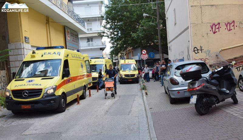 Τρόμος στη ΔΟΥ Κοζάνης: Τρεις τραυματίες μετά από εισβολή άνδρα με τσεκούρι! (ΒΙΝΤΕΟ)