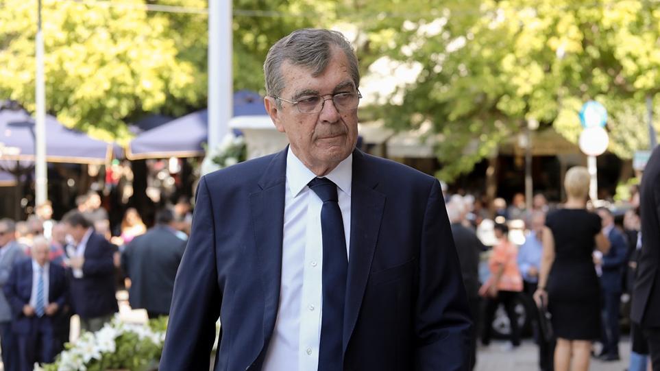 Πέθανε απο κορωνοιό ο πρώην υπουργός υγείας Δημήτρης Κρεμαστινός (φωτο&βιντεο)