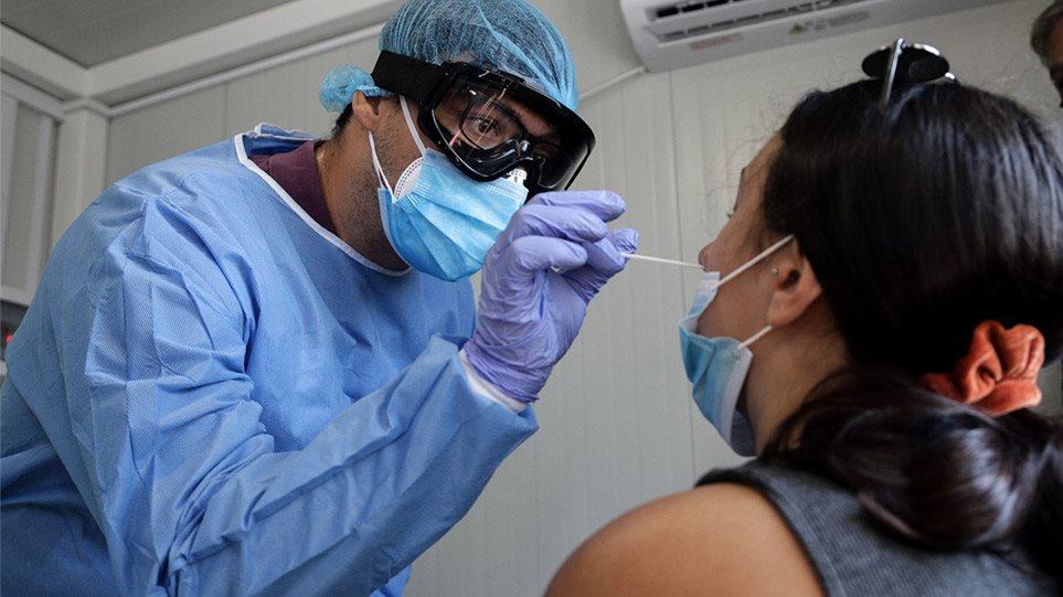 Κορωνοϊός: Στα 168 τα νέα κρούσματα – Ένας θάνατος –31 συμπολίτες μας νοσηλεύονται διασωληνωμένοι