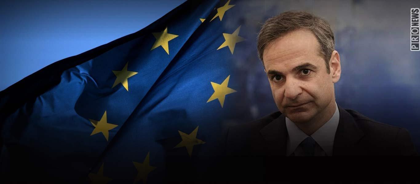 «Χαστούκι» ΕΕ σε Κ.Μητσοτάκη: Είπε «όχι» στην πρόταση του για πιστοποιητικό εμβολιασμού – «Δεν το συζητάμε καν»