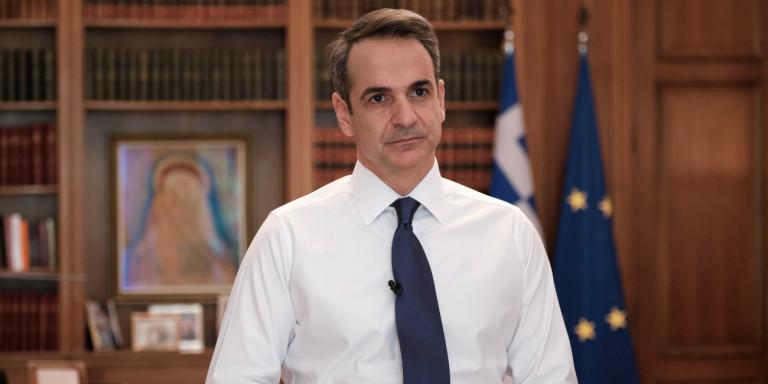 Ο Πρωθυπουργός ανακοίνωσε απαγόρευση κυκλοφορίας -Από αύριο στις 6 το πρωί (ΒΙΝΤΕΟ)