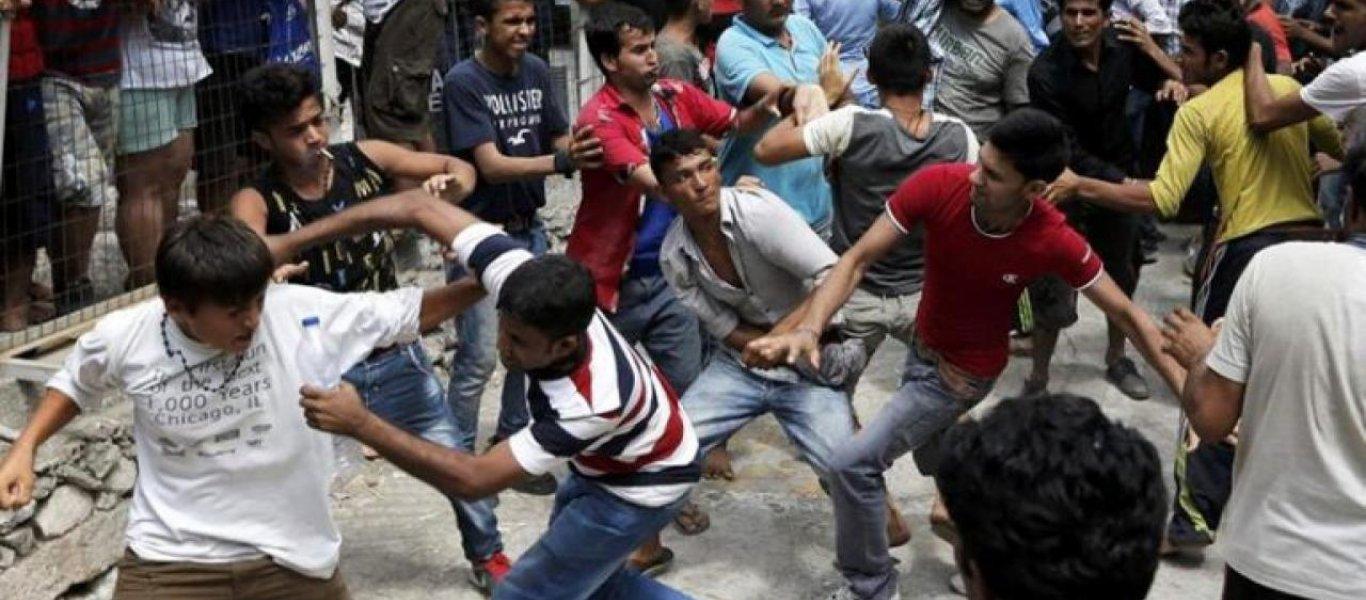 Χάος στην Λέσβο: Το νησί υπό κατοχή των 15.000 άστεγων παράνομων μεταναστών – Κυβερνητική προσπάθεια για νέο καταυλισμό! (ΦΩΤΟ&ΒΙΝΤΕΟ)