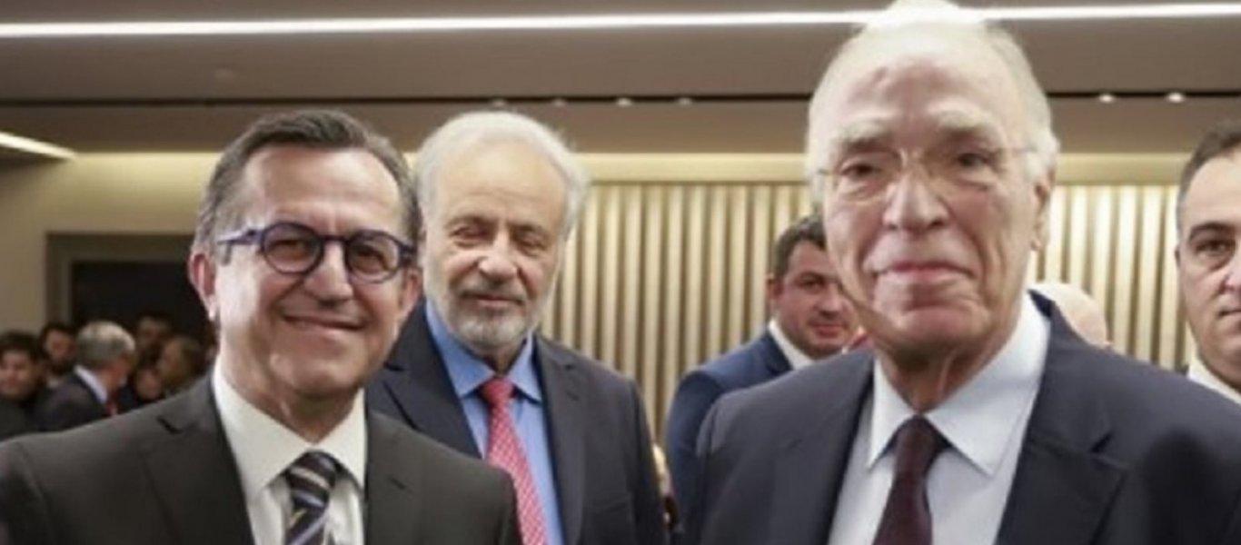 Λεβέντης – Νικολόπουλος ανακοίνωσαν επίσημα την συνεργασία τους: «Στον κεντρώο χώρο συμβαίνει κάτι σοβαρό»