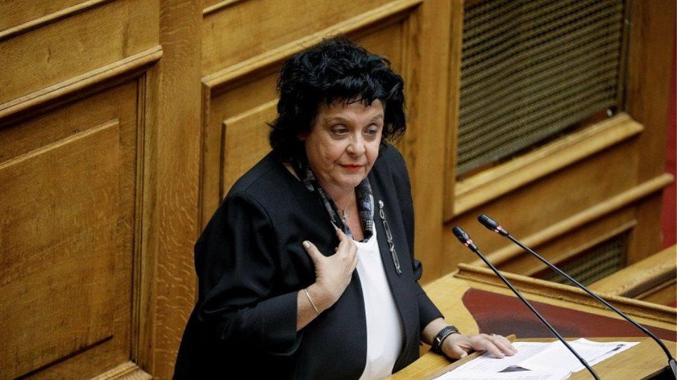 Λιάνα Κανέλλη: Δεν θα δώσω τον μισθό μου στο ταμείο του κορωνοϊού!