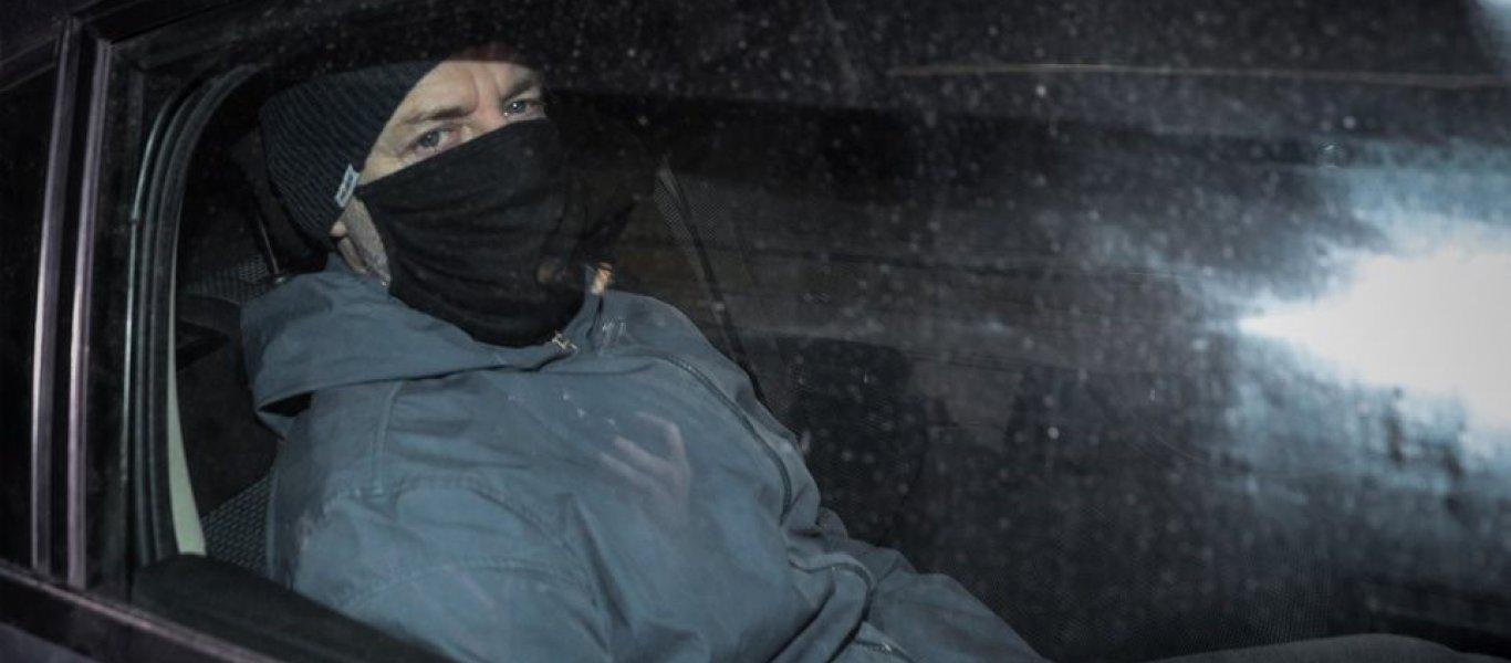 Δ.Λιγνάδης: Μεταφέρεται στις φυλακές Τρίπολης για βιαστές, παιδεραστές και αιμομίκτες!