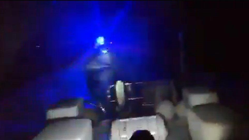 Τουρκική ακταιωρός χτύπησε σκάφος του Λιμενικού – Δείτε το βίντεο-ντοκουμέντο