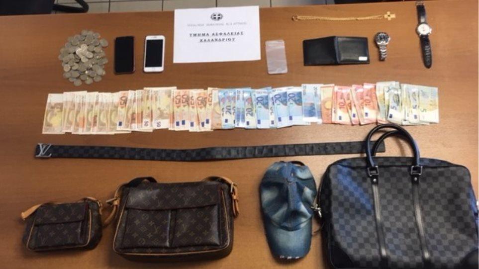 Χαλάνδρι: Στα χέρια της αστυνομίας εγκληματική οργάνωση για διαρρήξεις και κλοπές!