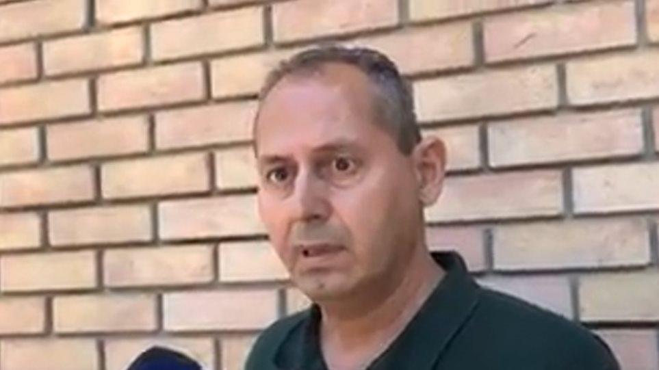 Ξεσπά ο πατέρας της 8χρονης Αλεξίας: Όποιος πυροβολεί, να μπαίνει αμέσως φυλακή!