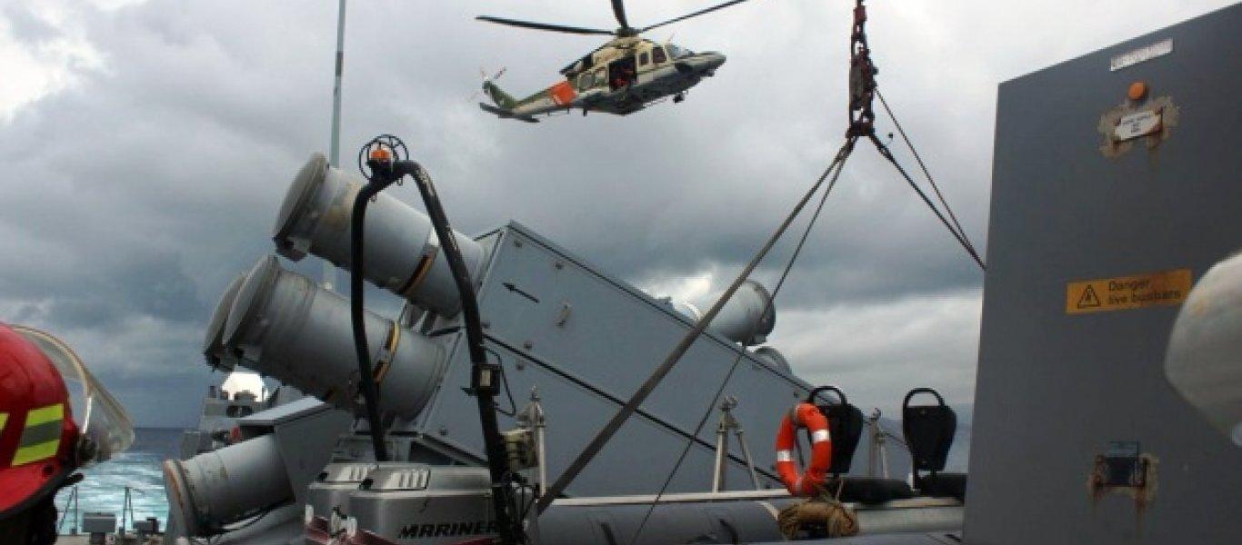 Η Άγκυρα πυροδοτεί το κλίμα: «Πρόκληση από τους Ελληνοκύπριους – Πέταξαν με στρατιωτικό ελικόπτερο πάνω από το Γιαβούζ» (φωτο)