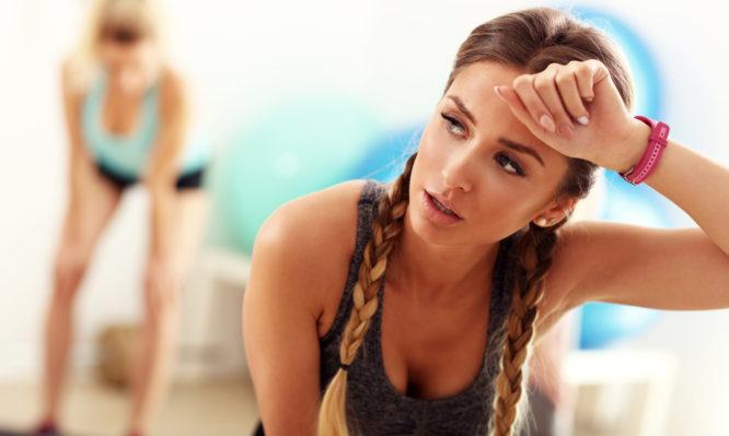 Γιατί πρέπει να ΜΗΝ φοράτε μέικαπ στο γυμναστήριο