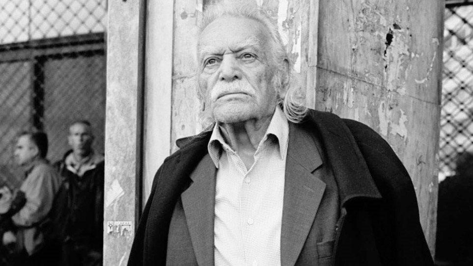 Πέθανε ο Μανώλης Γλέζος σε ηλικία 97 ετών