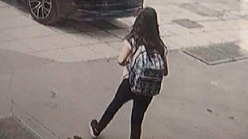 Απαγωγή Μαρκέλλας- Νέο βίντεο: Περπατούσε ζαλισμένη αφότου την άφησε η απαγωγέας