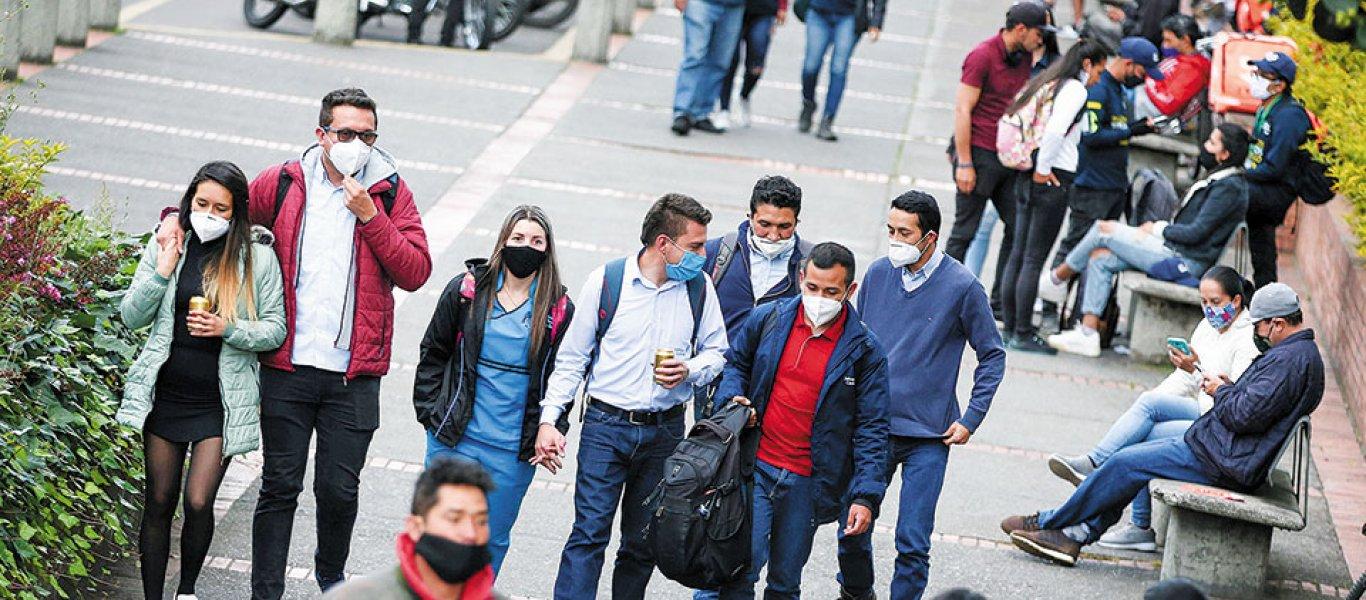 Δημοσκόπηση Guardian: Περισσότεροι από το 40% των Ελλήνων δεν πιστεύουν την «κορωνοπληξία» και την «κρουσματολογία»!