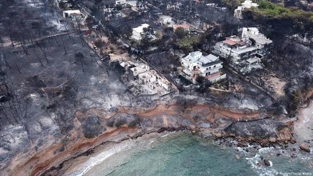 NEA ΜΗΝΥΣΗ από συγγενείς των θυμάτων της φονικής πυρκαγιάς στο Μάτι…