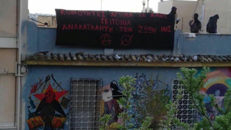 Αντιεξουσιαστές επέστρεψαν στο Κουκάκι – ΜΑΤ σε Ματρόζου και Παναιτωλίου (ΒΙΝΤΕΟ)