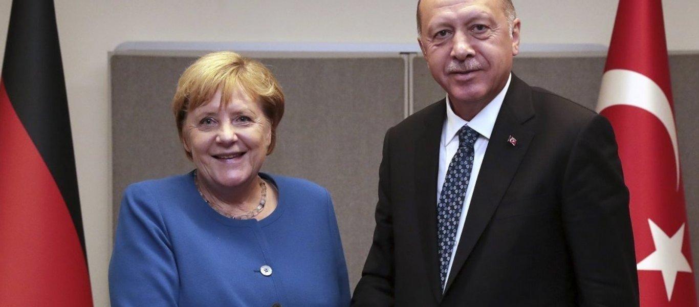 Το Βερολίνο «αδειάζει» την Αθήνα: «Η Αγία Σοφία δεν είναι ζήτημα πολιτικής και αντιπαράθεσης μεταξύ κρατών»