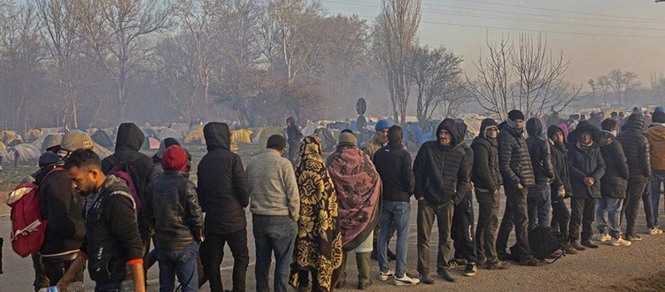 Αναστατωμένοι οι κάτοικοι στον Έβρο – Μεταφέρουν από άλλους νομούς παράνομους αλλοδαπούς για ταυτοποίηση στο Φυλάκιο!