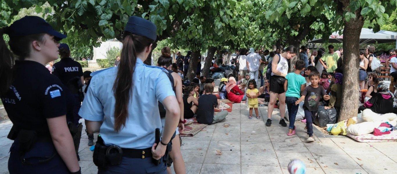 Οι παράνομοι μετανάστες «σέρνουν» την Αττική σε «lockdown»: Το 50% των κρουσμάτων και νοσηλευομένων είναι αλλοδαποί!