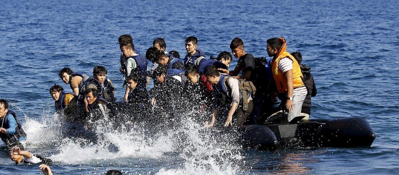 Αυτοί είναι οι «κακόμοιροι πρόσφυγες»; Δείτε τι έκαναν μόλις έφτασαν από την Τουρκία στην Σάμο! (ΒΙΝΤΕΟ)