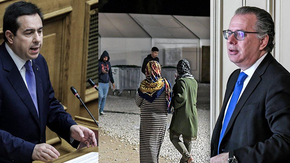 Ιδρύεται υπουργείο Μετανάστευσης και Ασύλου με υπουργό τον μέχρι σήμερα υφυπουργό Εργασίας Νότη Μηταράκη – Αναπληρωτής ο Γιώργος Κουμουτσάκος! (BINTEO)