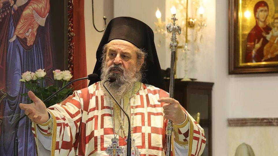Δράμα: Στον εισαγγελέα προσφεύγει ο μητροπολίτης Παύλος για την «ανταρσία» ιερέων του το Πάσχα