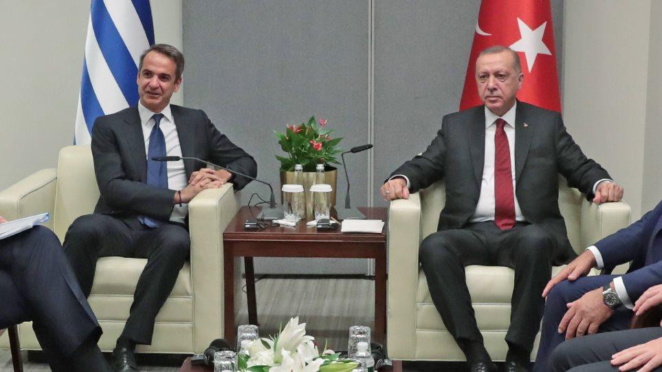 Μητσοτάκης: Θα θέσω στον Ερντογάν όλα τα θέματα της τουρκικής προκλητικότητας!