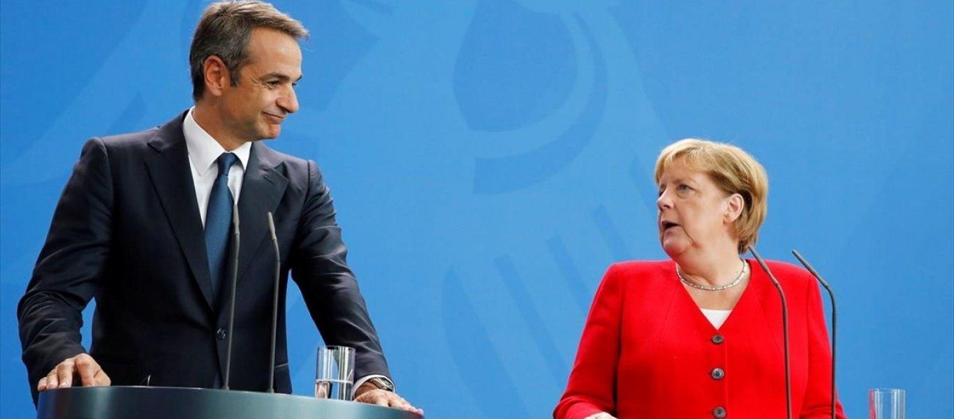 Κυβέρνηση μετά το «χαστούκι» του Βερολίνου: «Καλύτερα που δεν θα μπουν κυρώσεις στην Τουρκία – Μπορεί να αποθρασύνονταν»