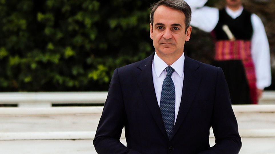 Μητσοτάκης στη Figaro: Μειώνεται στο 24% ο φόρος στις επιχειρήσεις από τα εισοδήματα του 2019! (ΦΩΤΟ)