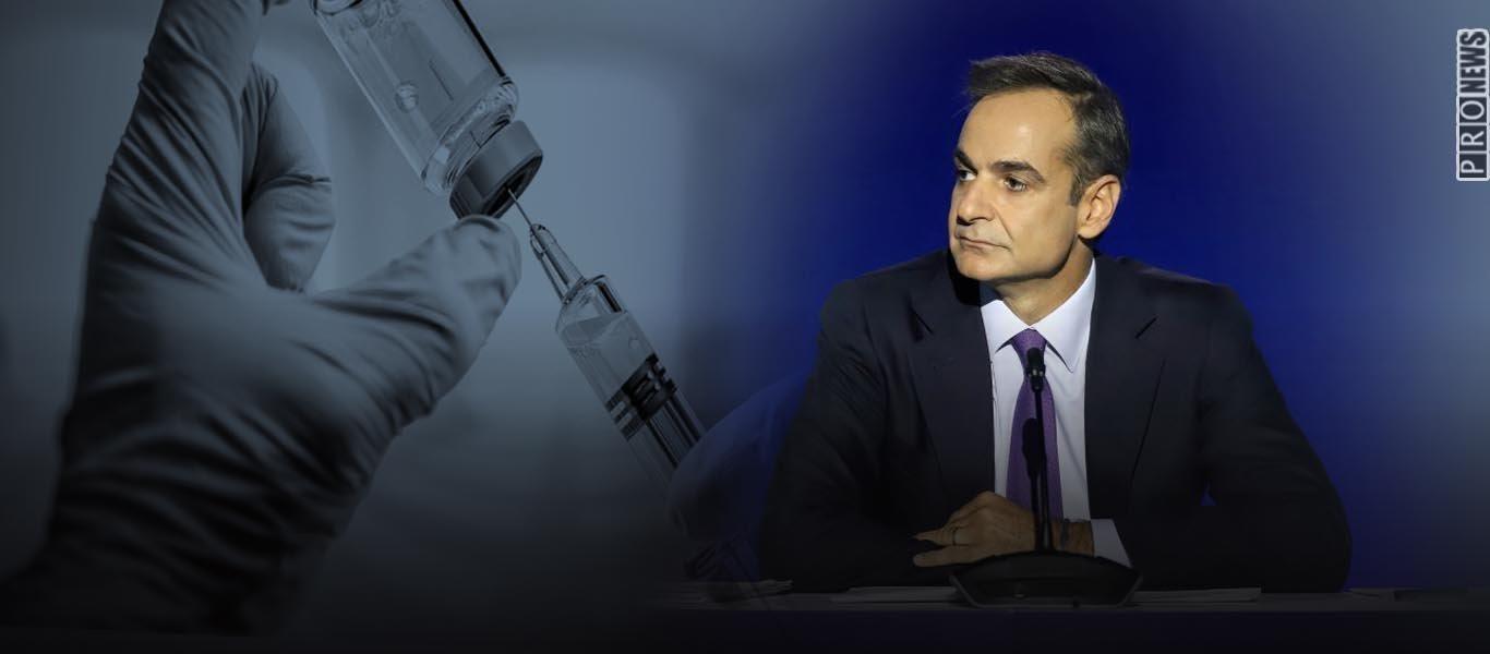 Καταρρέει το κυβερνητικό σχέδιο εμβολιασμού: Δεν έχουν ούτε σύριγγες! – Α.Λινού: «Έτσι όπως πάει lockdown και το 2021»