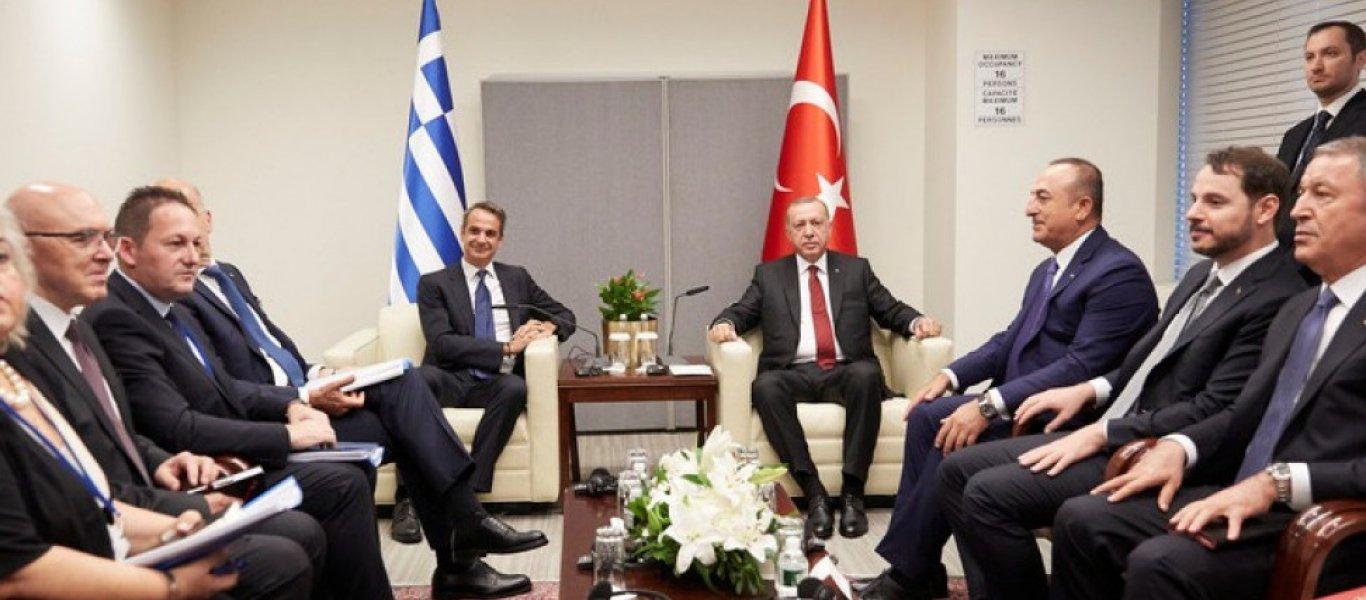 ΣΟΚ – Κυβέρνηση προς Άγκυρα: «Εμείς θέλουμε να συνεργαστούμε στην ΑΟΖ αλλά δεν μας αφήνει η κοινή γνώμη στην Ελλάδα»