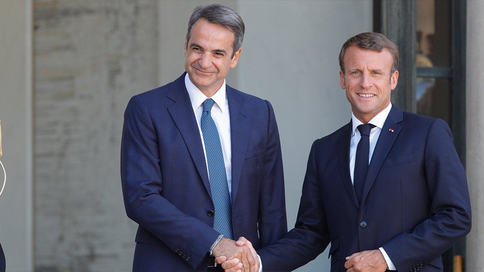 Στο Παρίσι στις 29 Ιανουαρίου ο Μητσοτάκης: «Μέτωπο» με τον Μακρόν κόντρα στον Ερντογάν!