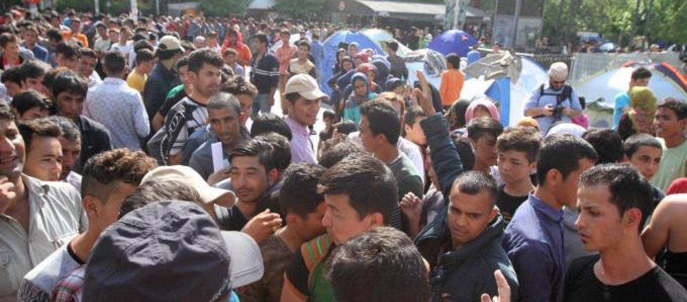 Χαμός στην Μόρια: Αλλοδαποί παράνομοι μετανάστες εισβάλουν σε σπίτια και χτυπάνε κατοίκους!