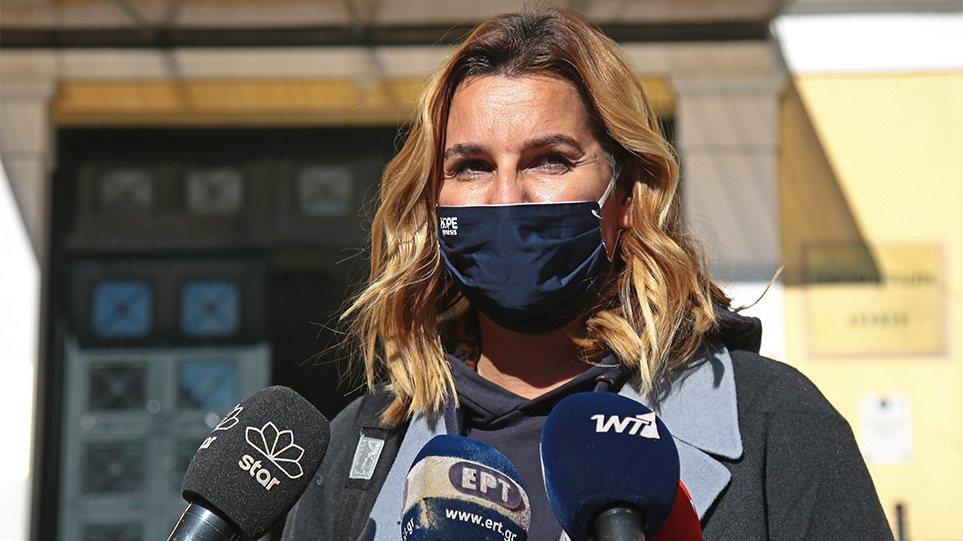 Μπεκατώρου: Και νέο θύμα σεξουαλικής κακοποίησης κατονόμασε στον εισαγγελέα η Ολυμπιονίκης! To αδίκημα δεν έχει παραγραφεί!