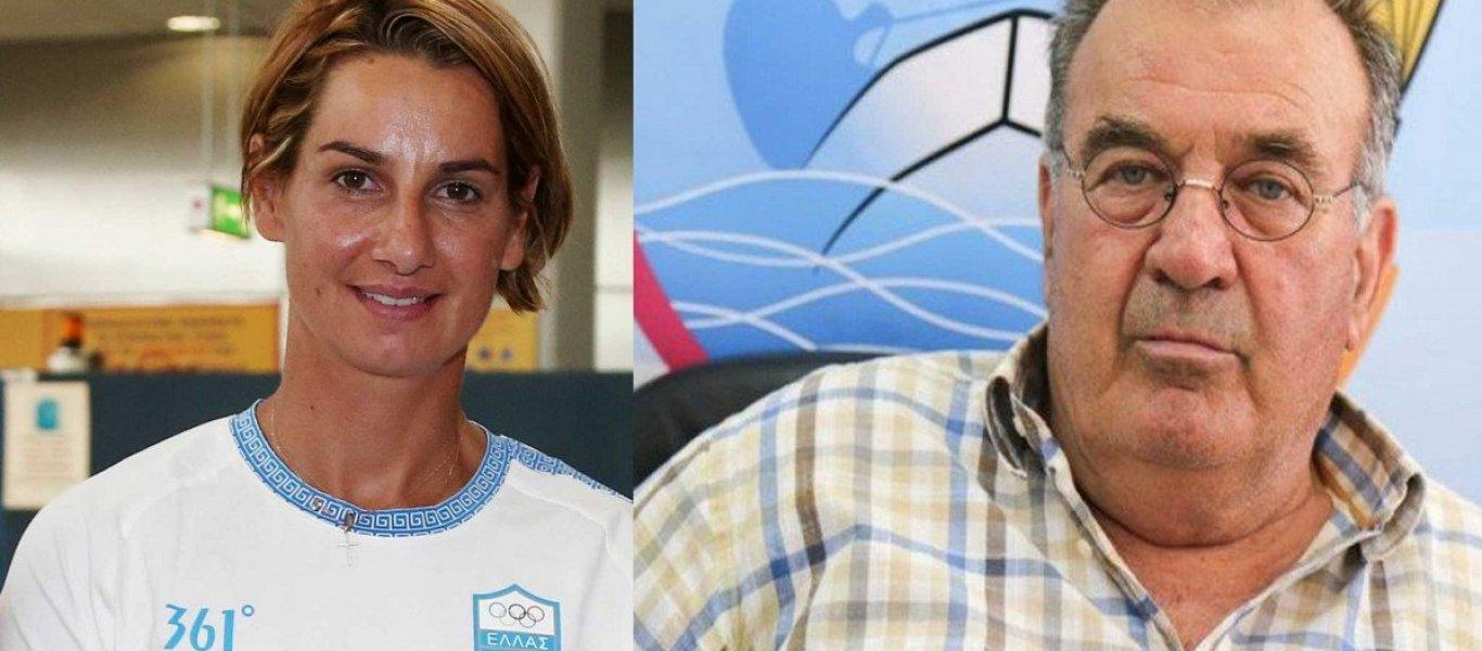 Η Σ.Μπεκατώρου «έδειξε» αυτόν που λέει ότι την βίασε: «Ο αντιπρόεδρος της ΕΙΟ Α.Αδαμόπουλος» – Είναι στέλεχος της ΝΔ!