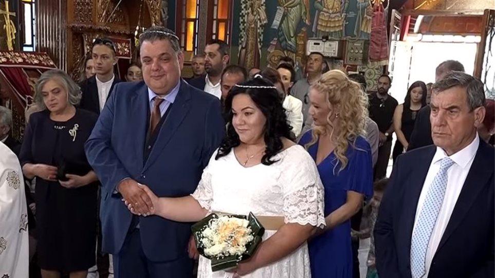 Η απρόσμενη κίνηση νύφης από τον Βόλο στο «η δε γυνή να φοβήται τον άνδρα» (ΒΙΝΤΕΟ)