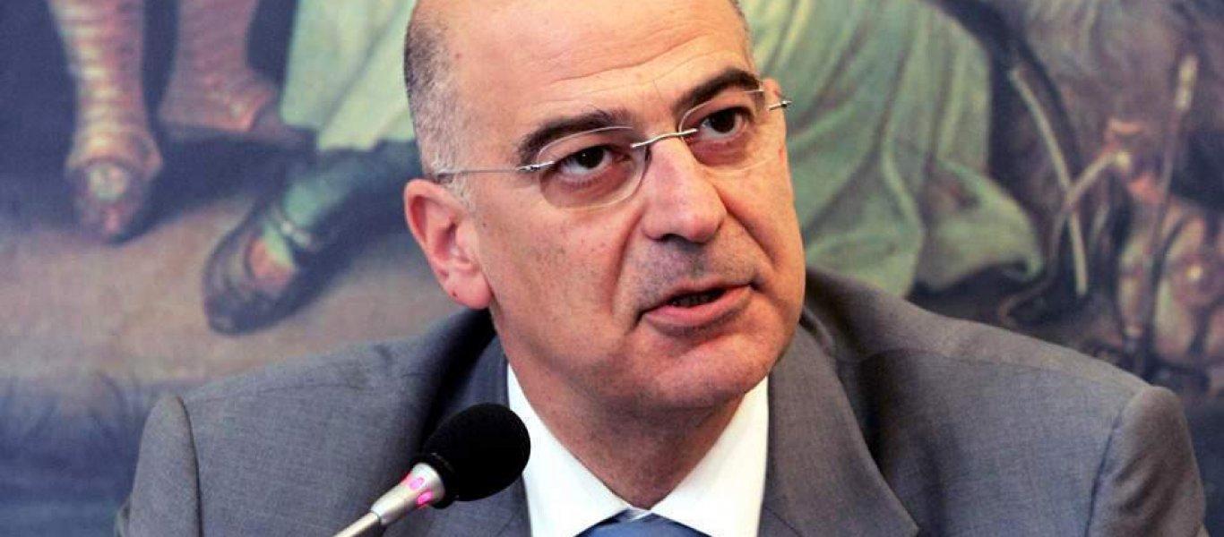 Ν.Δένδιας κατά Ν.Δένδια: Μιλάει για fake news, ενώ παραδέχθηκε ότι Τούρκοι κατέλαβαν «δεκάδες μέτρα» & έστειλε διάβημα!