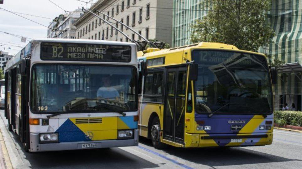 ΟΑΣΑ: Κάμερες στις λεωφορειολωρίδες – Τέλος στη διέλευση οδηγών!
