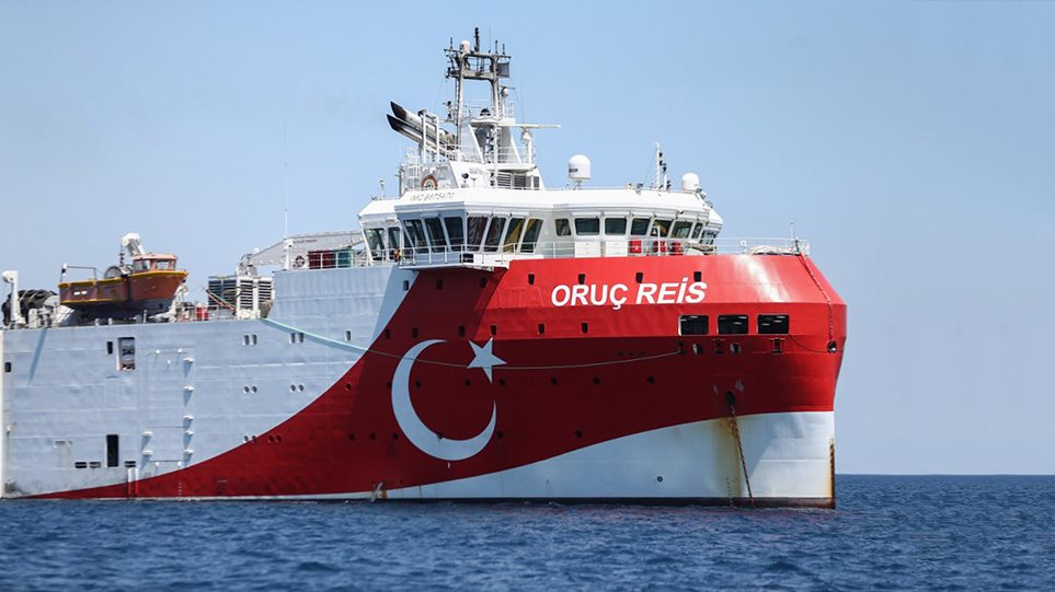 Ελληνοτουρκικά: Προκαλεί η Τουρκία – Νέα NAVTEX για το Oruc Reis μέχρι τις 23 Νοεμβρίου