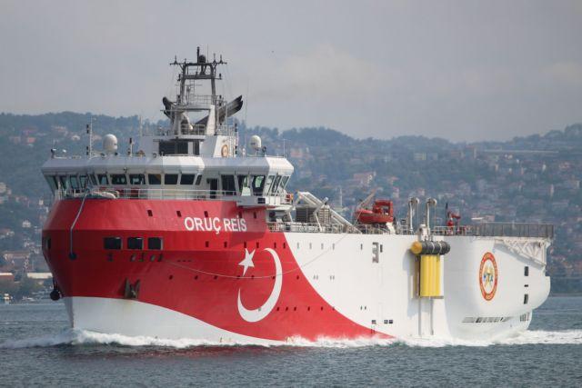 Νέα πρόκληση: Το Oruc Reis στην Αν. Μεσόγειο έως την 1η Σεπτεμβρίου!
