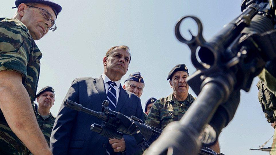 Παναγιωτόπουλος για Τουρκία: Εξετάζουμε όλα τα σενάρια ακόμη και αυτό της στρατιωτικής εμπλοκής!