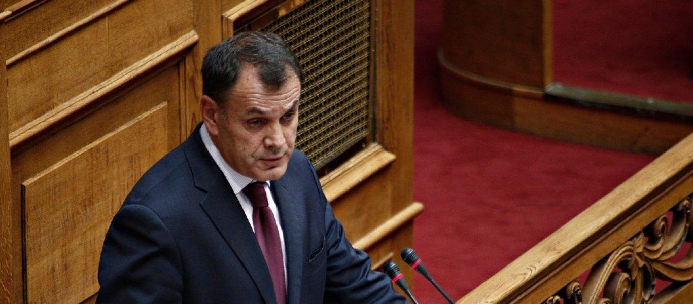 Ν.Παναγιωτόπουλος: «Στο μέλλον (πόσο μακρινό;) θα έχουμε αεροπορική υπεροχή έναντι της Τουρκίας λόγω των F-35»